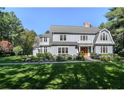 واحد منزل الأسرة للـ Sale في 112 Lincoln Road 112 Lincoln Road Wayland, Massachusetts 01778 United States
