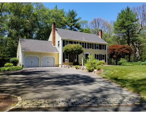 Single Family Home for Sale at 31 Spywood Road 31 Spywood Road Sherborn, Massachusetts 01770 United States