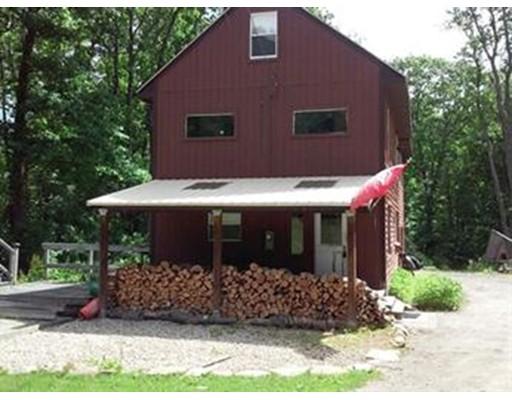 Частный односемейный дом для того Продажа на 9 Davis Turn Road Wendell, Массачусетс 01379 Соединенные Штаты