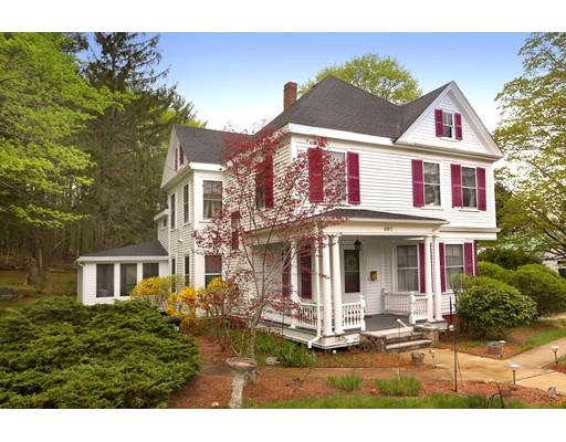 独户住宅 为 销售 在 697 Salem Street Groveland, 马萨诸塞州 01834 美国