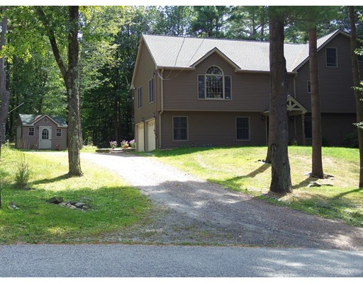 Single Family Home for Sale at 38 Lakeside Drive Tolland, Massachusetts 01034 United States