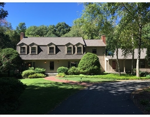 91 Westerly Rd  is a similar property to 120 Ridgeway Rd  Weston Ma