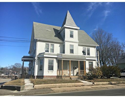 Multi-Family Home for Sale at 1208 Montello Street Brockton, Massachusetts 02301 United States