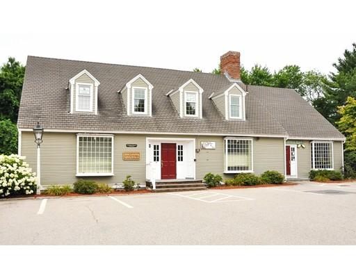 商用 为 出租 在 215 Boston Post Road 215 Boston Post Road 萨德伯里, 马萨诸塞州 01776 美国