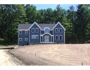 3 Crescent Meadow Ln  is a similar property to 3 Blueberry Ln  Georgetown Ma