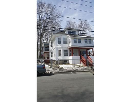 Casa Multifamiliar por un Venta en 268 Ames Street Lawrence, Massachusetts 01841 Estados Unidos