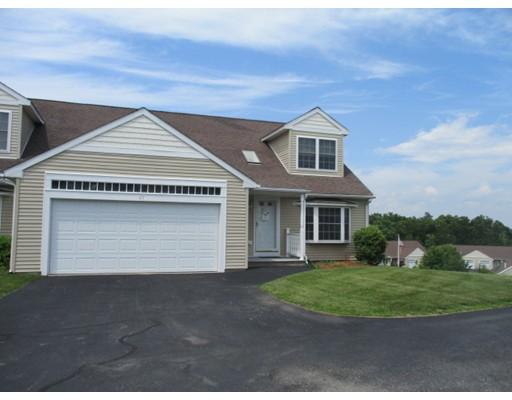 Condominio por un Venta en 65 Hillside Village Drive West Boylston, Massachusetts 01583 Estados Unidos