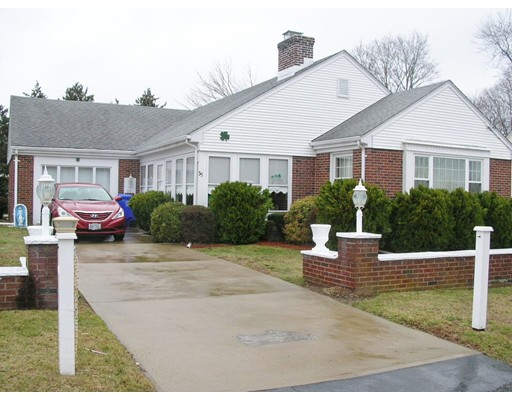 Single Family Home for Sale at 35 Howland Avenue East Providence, Rhode Island 02914 United States