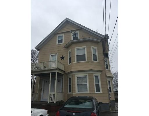 Многосемейный дом для того Продажа на 824 Central Avenue Pawtucket, Род-Айленд 02861 Соединенные Штаты