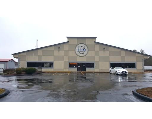 Commercial pour l à louer à 1119 State Road 1119 State Road Westport, Massachusetts 02790 États-Unis