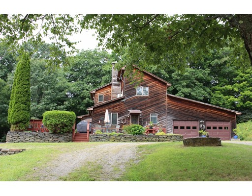 Single Family Home for Sale at 135 George Lamb Road Leyden, Massachusetts 01337 United States
