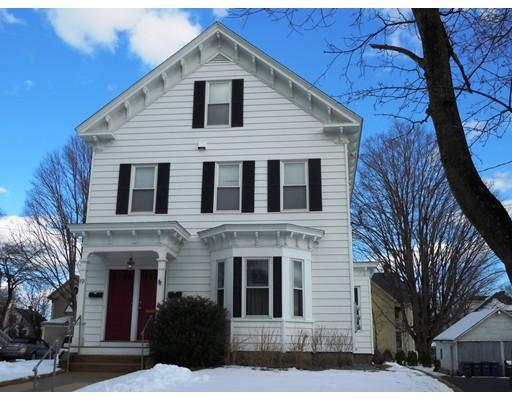 独户住宅 为 出租 在 19 Washington Street Leominster, 马萨诸塞州 01453 美国