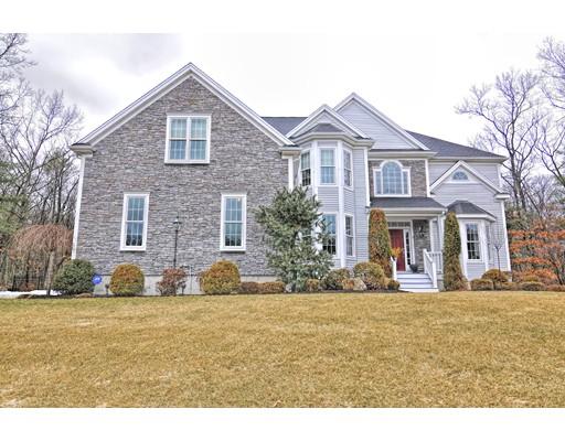 独户住宅 为 销售 在 19 Cotton Tail Lane 富兰克林, 马萨诸塞州 02038 美国
