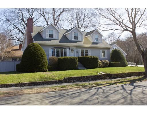 Casa Unifamiliar por un Venta en 8 Spring Street Danvers, Massachusetts 01923 Estados Unidos