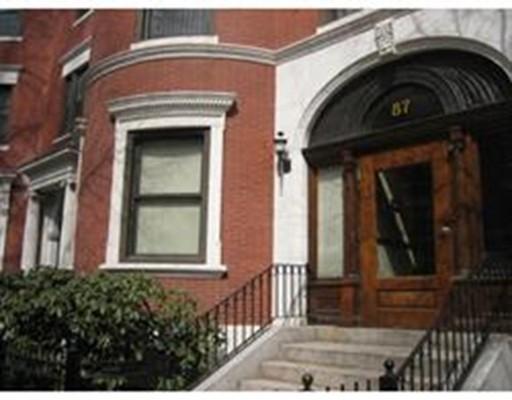 Additional photo for property listing at 87 Gainsborough Street  Boston, Massachusetts 02215 United States