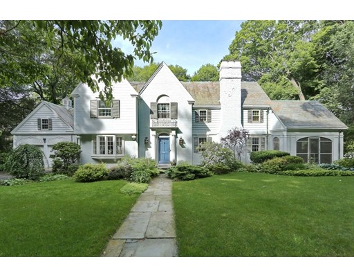 Maison unifamiliale pour l Vente à 6 Surrey Lane 6 Surrey Lane Worcester, Massachusetts 01609 États-Unis