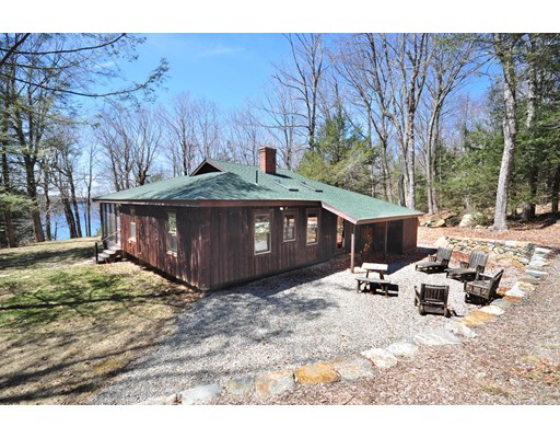 Single Family Home for Sale at 100 North Trail 100 North Trail Tolland, Massachusetts 01034 United States