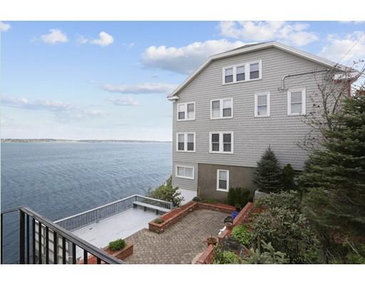 Casa Multifamiliar por un Venta en 234 Wilson Road Nahant, Massachusetts 01908 Estados Unidos