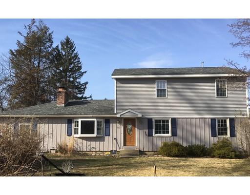 独户住宅 为 销售 在 15 Kingston Avenue East Longmeadow, 01028 美国