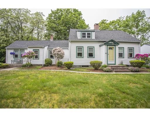 Casa Unifamiliar por un Venta en 40 Summer Street East Bridgewater, Massachusetts 02333 Estados Unidos