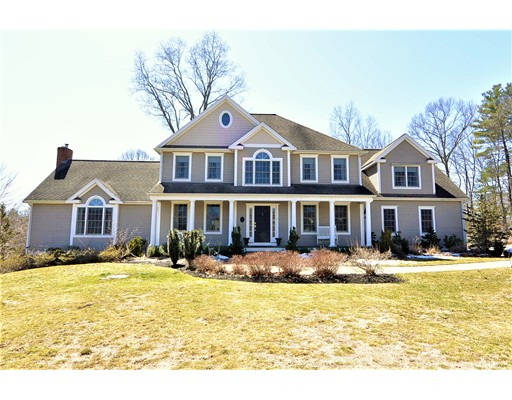 Single Family Home for Sale at 1 Estabrook Lane Berlin, Massachusetts 01503 United States