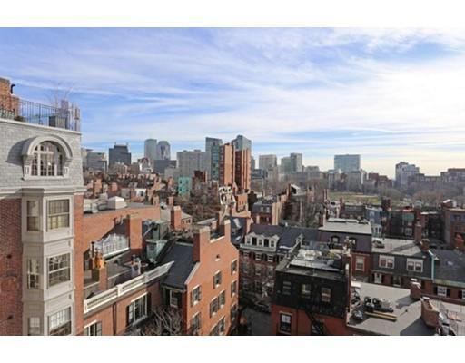 独户住宅 为 出租 在 88 Mount Vernon Street 波士顿, 马萨诸塞州 02108 美国