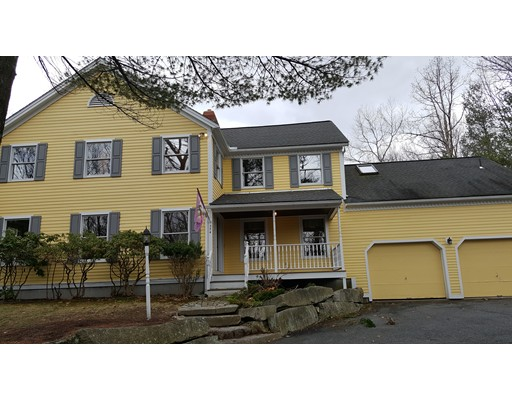 Single Family Home for Sale at 354 Green Street Boylston, Massachusetts 01505 United States