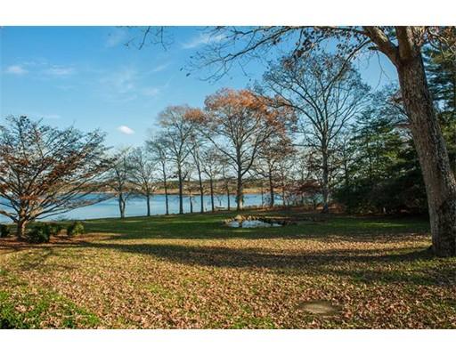 Частный односемейный дом для того Продажа на 78 Wareham Road Marion, Массачусетс 02738 Соединенные Штаты