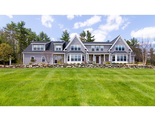 Single Family Home for Sale at 53 Burntmeadow Road Groton, Massachusetts 01450 United States