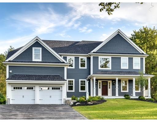 Casa Unifamiliar por un Venta en 66 Everett Street Natick, Massachusetts 01760 Estados Unidos