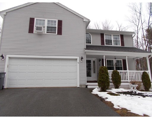 Single Family Home for Sale at 43 Juniper Ashburnham, Massachusetts 01430 United States