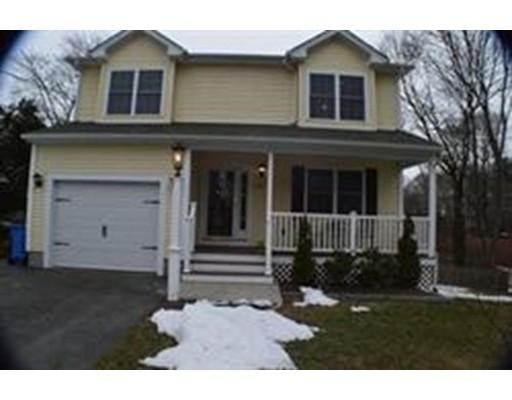 Частный односемейный дом для того Продажа на 232 Iroquois Road Cumberland, Род-Айленд 02864 Соединенные Штаты