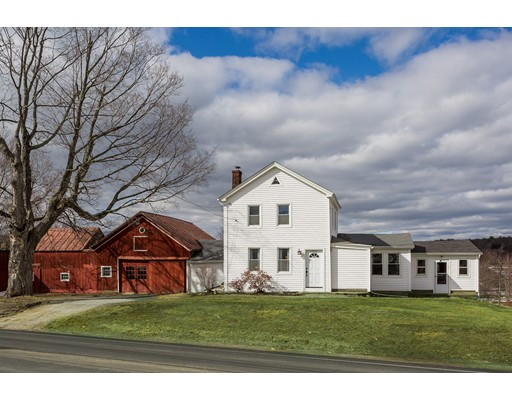 واحد منزل الأسرة للـ Sale في 708 Main Road Granville, Massachusetts 01034 United States
