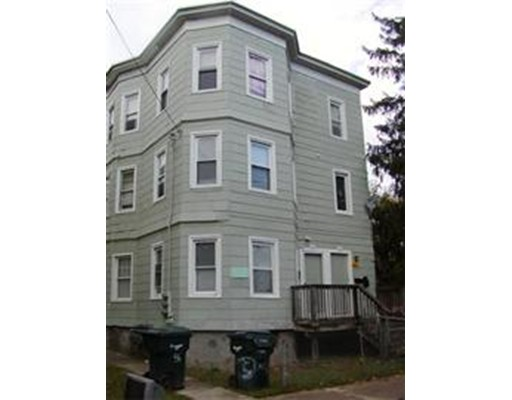 Single Family Home for Rent at 44 Chapel Street Springfield, Massachusetts 01109 United States