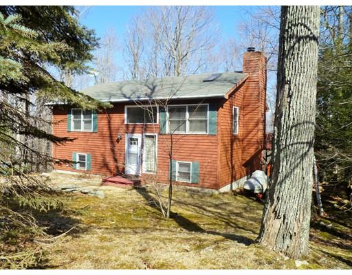 Частный односемейный дом для того Продажа на 193 Black Arrow Way Becket, Массачусетс 01223 Соединенные Штаты