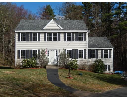 Частный односемейный дом для того Продажа на 89 Brookline Street Townsend, Массачусетс 01469 Соединенные Штаты