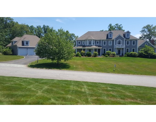 Single Family Home for Sale at 34 Autumn Ridge Berlin, Massachusetts 01503 United States