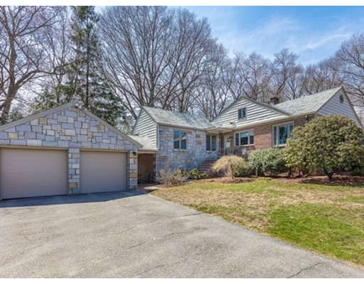 Single Family Home for Sale at 91 Beatrice Belmont, Massachusetts 02478 United States