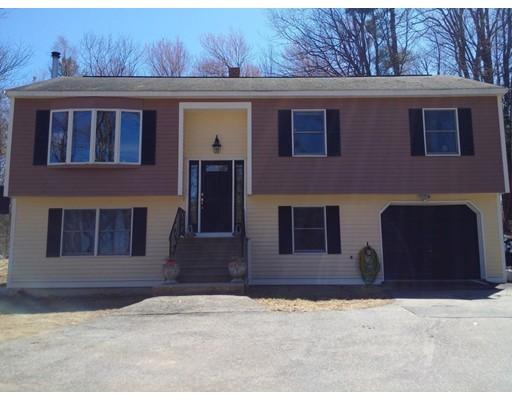 Maison unifamiliale pour l Vente à 146 Brooks Village Road Templeton, Massachusetts 01468 États-Unis