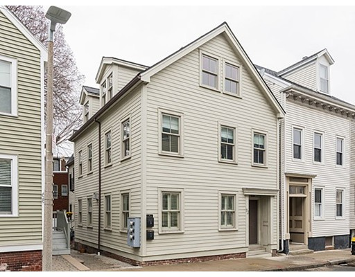 Single Family Home for Sale at 70 School Street Boston, Massachusetts 02129 United States