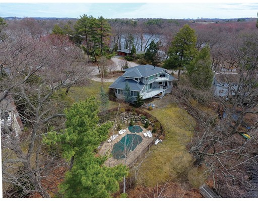 Single Family Home for Sale at 105 Edgewater Drive Waltham, Massachusetts 02453 United States