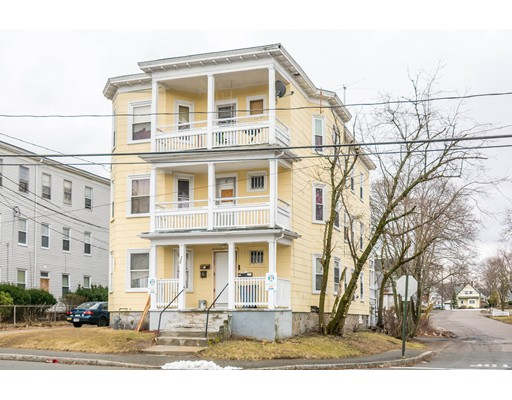 Multi-Family Home for Sale at 120 Dover Street Brockton, Massachusetts 02301 United States