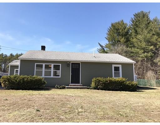 独户住宅 为 销售 在 10 Squannacook Terrace Townsend, 马萨诸塞州 01469 美国
