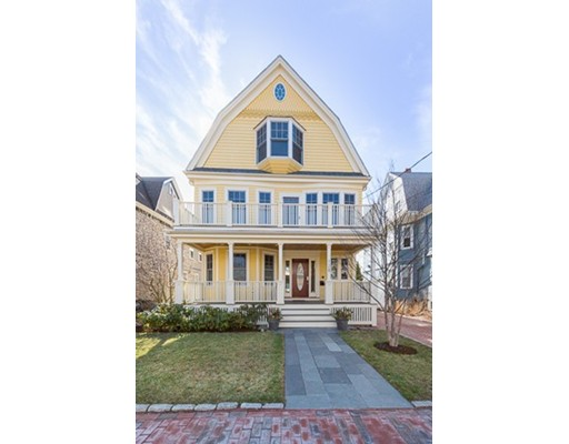 Multi-Family Home for Sale at 128 Lexington Avenue Cambridge, Massachusetts 02138 United States