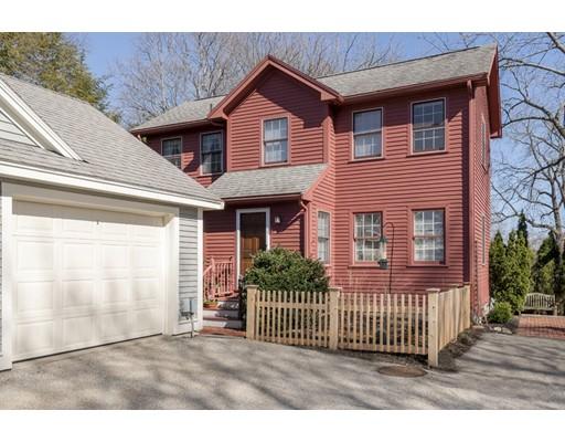 Condominium for Sale at 53 N Main Street Ipswich, Massachusetts 01938 United States