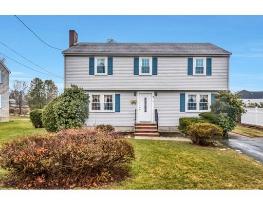 Частный односемейный дом для того Продажа на 7 Houghton Street Woburn, Массачусетс 01801 Соединенные Штаты
