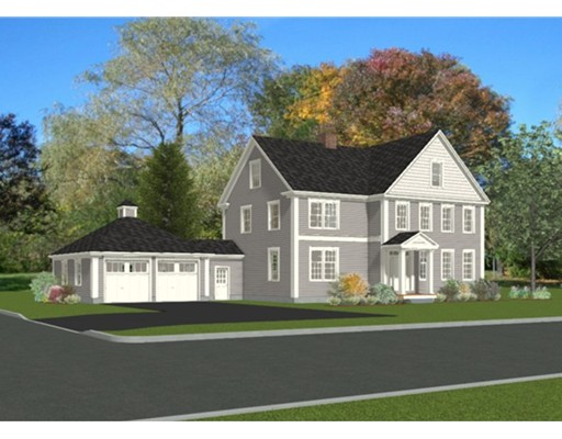 Maison unifamiliale pour l Vente à 8 Point Shore Drive Amesbury, Massachusetts 01913 États-Unis