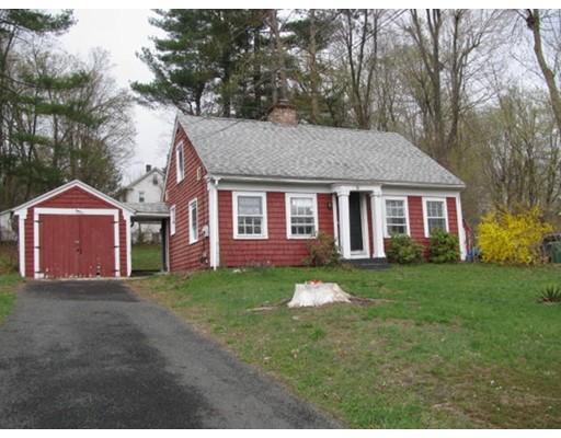 واحد منزل الأسرة للـ Sale في 36 Harrison Avenue 36 Harrison Avenue Monson, Massachusetts 01057 United States