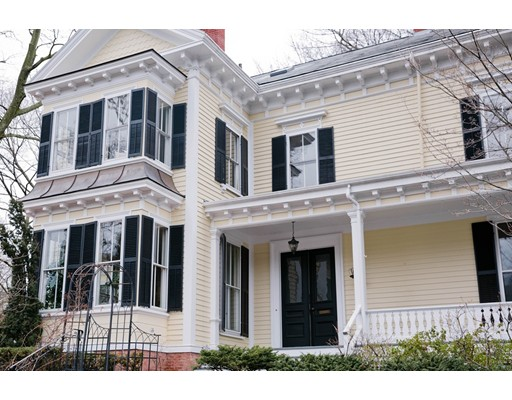 Single Family Home for Sale at 55 Academy Street Arlington, Massachusetts 02476 United States