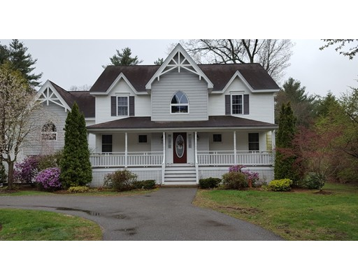 Casa Unifamiliar por un Venta en 1533 Whipple Road Tewksbury, Massachusetts 01876 Estados Unidos